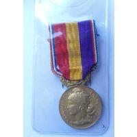 Медаль французского союза спасения.