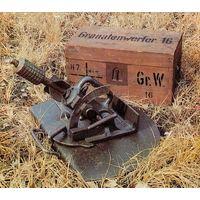 Ящик немецкий granatenwerfer 16 ПМВ