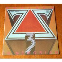 "Zodiaks ""In Memoriam"" LP, 1989"