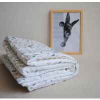 Одеяло плюшевое 90х120 до 3-х лет