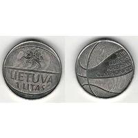 W: Литва 1 лит 2011 (745)