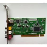 Аналоговый ТВ-тюнер PCI AVerTV Super 009 (M733A)