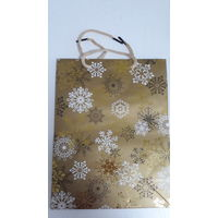 Пакеты подарочные новогодние, новые