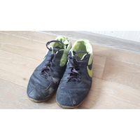 Бутсы зальные Nike T-1 FS. Бампы, футзалки.