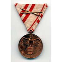 Военная памятная медаль войны 1914-1918гг. Оригинал