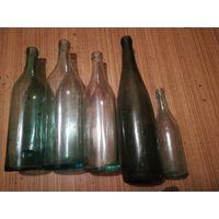 Немецкие бутылки