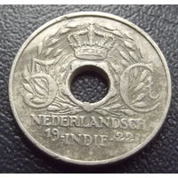 Нидерландская индия. 5 центов 1922