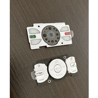 Клавиатура Sony Ericsson W100, оригинал (A/404-22710-0003)