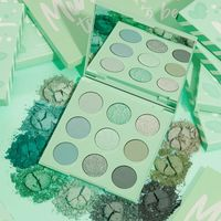 ColourPop Mint to be палетка теней