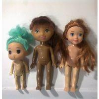 Три куклы одним лотом