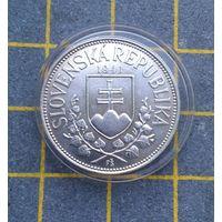Монета 20 крон 1941г Святые Кирилл и  Мефодий