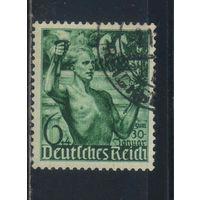 Германия Рейх 1938 5 годовщина прихода Гитлера к власти #660