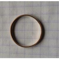 Обручальное кольцо 583. Размер 19