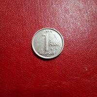 1 франк 1994 Бельгия