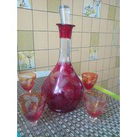 Красное стекло