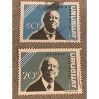 Уругвай. Luis Alberto de Herrera 1873-1959