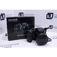 Компакт-камера Fujifilm FinePix S4800 (16Мп, 30x zoom). Гарантия
