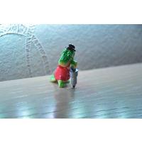 """Игрушка серии """"Крокодил Гена"""" (Крокодил с отбойным молотком). Ландрин_Лот #И013"""