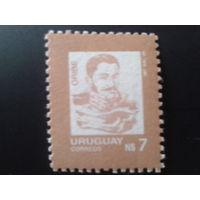 Уругвай 1986 стандарт, персона