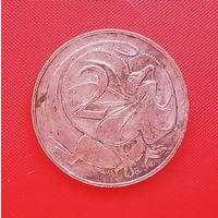 60-23 Австралия, 2 цента 1966 г.