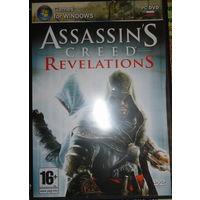 Компьютерная игра AssassinS creed RevelationS