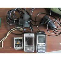 Sony Ericsson J200 + Siemens CF110