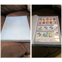 Коллекция марок / Куба и Парагвай / + альбом формата А4 20стр
