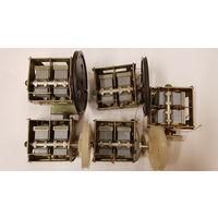 Конденсаторы переменной ёмкости (комплект-5 шт.)