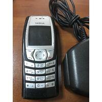 Телефон Nokia 6610 Сделано в Финляндии!!! в комплекте с зарядным