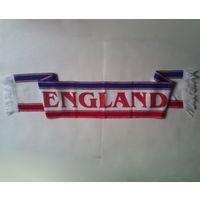 """Футбольный шарф """"England"""""""