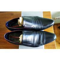 Туфли кожаные 40р Fred Farman