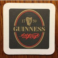 Подставка под пиво Guinness No 44 / Kilkenny