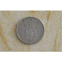 Дания 1 крона 1968