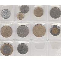 Монеты Венгрия (1991-2012). Возможен обмен