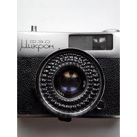 Фотоаппарат ФЭД микрон с объективом гелиос