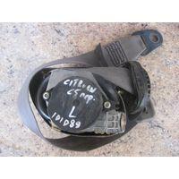 101089 Citroen C5 01-04 ремень безопасности пер лев 96371870gw