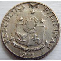 Филиппины 25 сентимо 1971 год