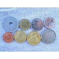 9 монет Египта