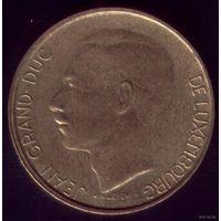 5 Франков 1987 год Люксембург